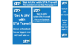 STA Travel Banners