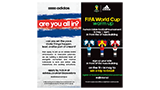 Adidas World Cup Mailer